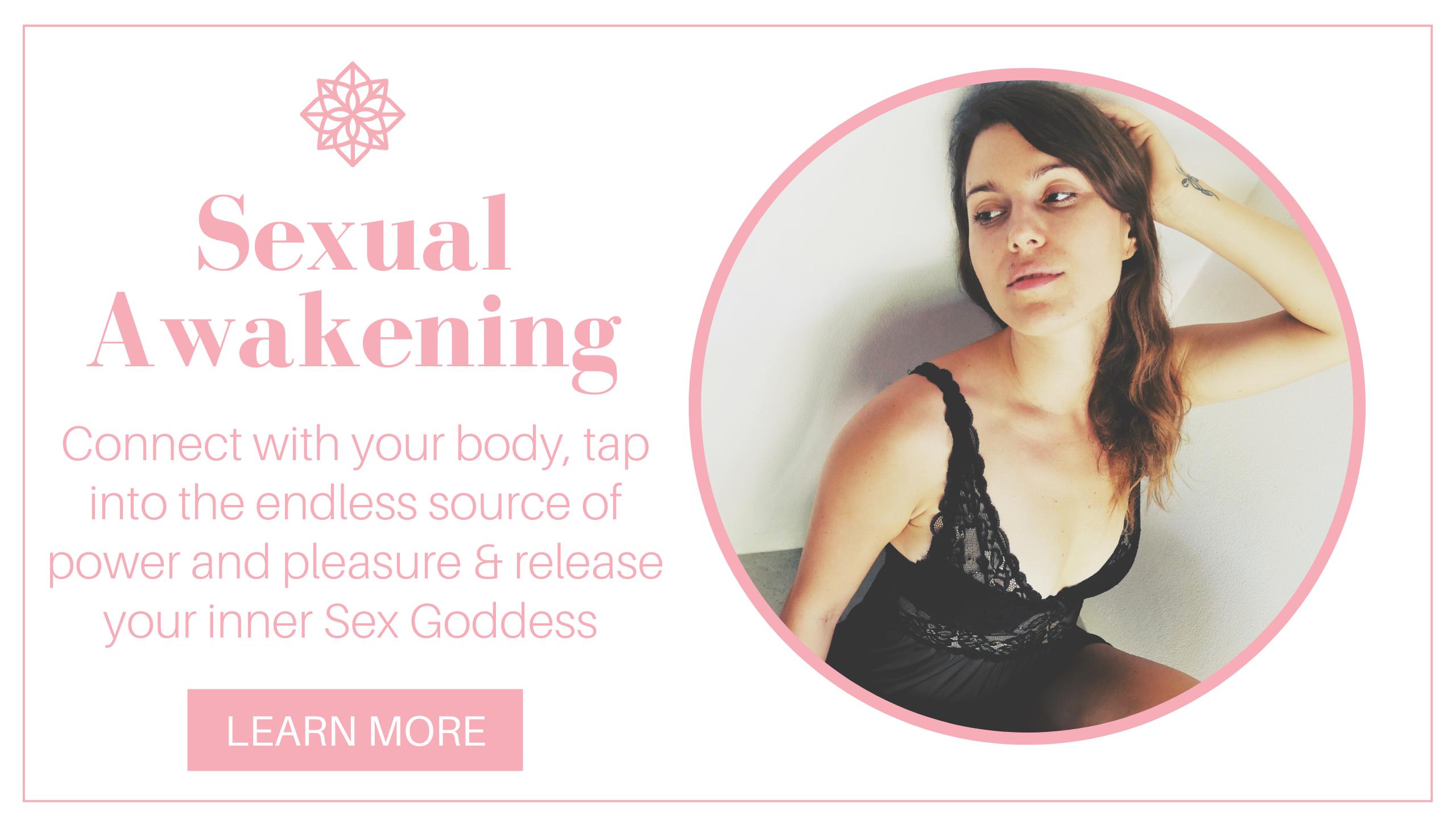 Sexual Awakening for Women - Online Program